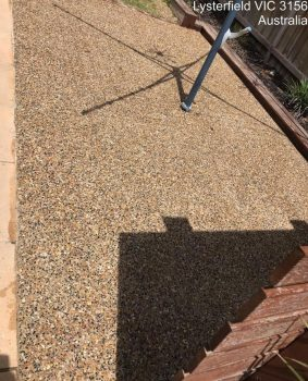 Exposed Aggregate Concreting Services