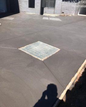 Concrete Footpath Melbourne