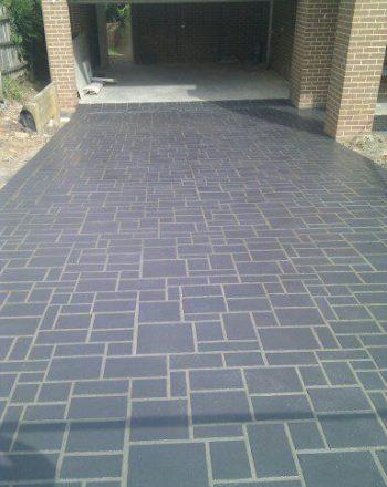stencil concrete services