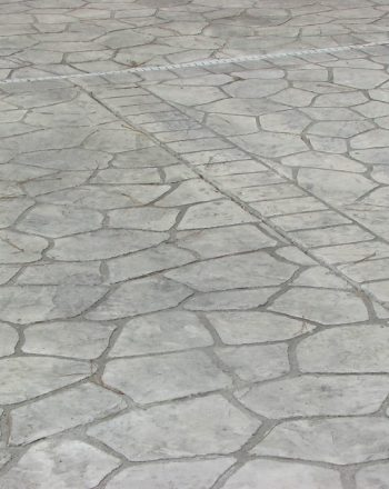 stencil concreting